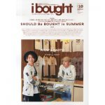 [MAGAZINE] iboght 7月号