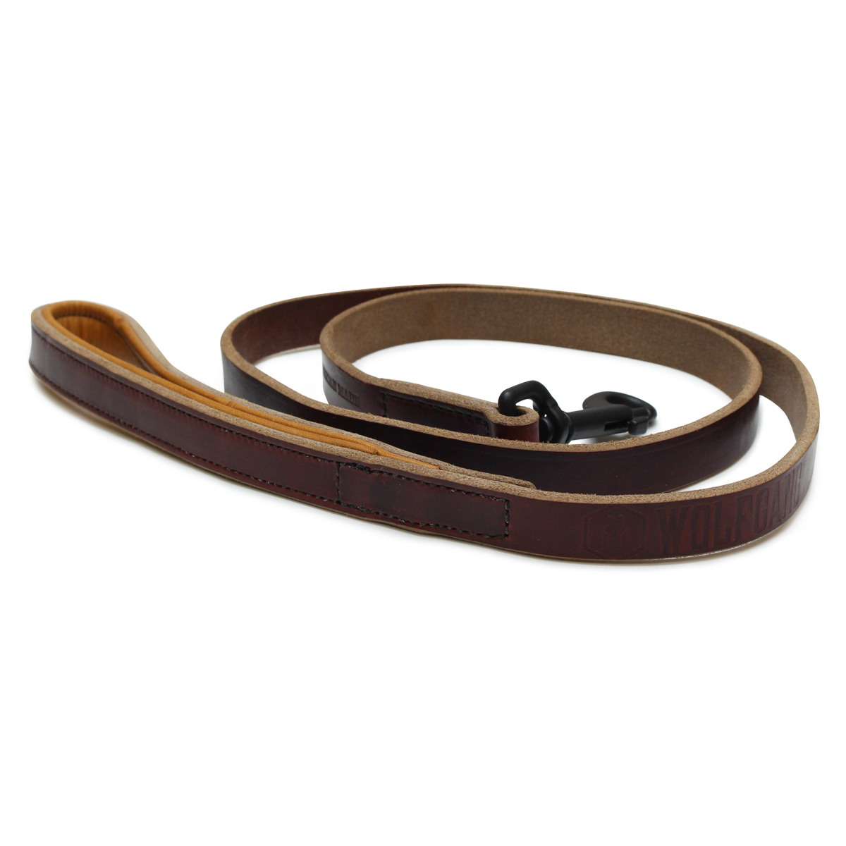 Horween LEATHER LEASH ( M size )