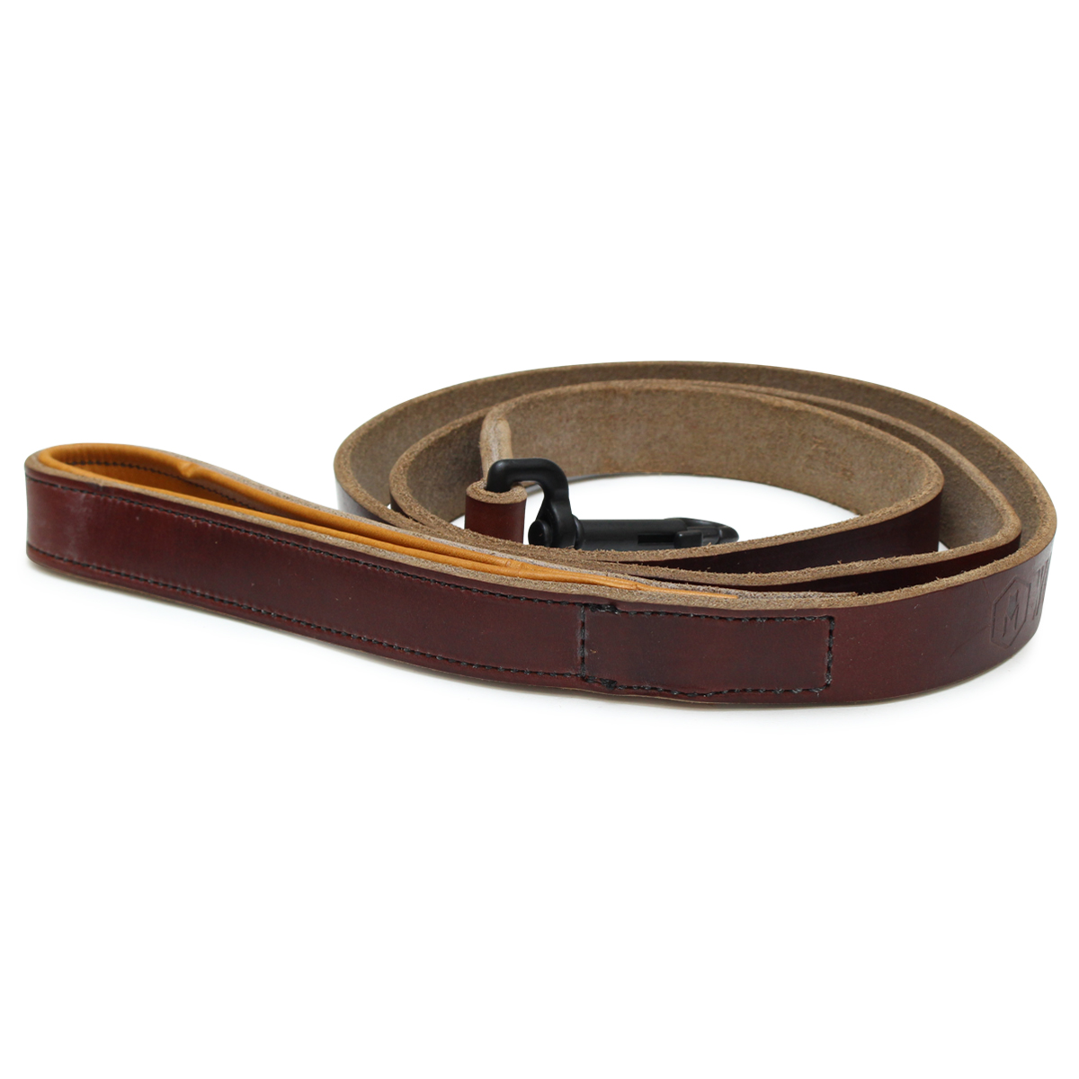 Horween LEATHER LEASH ( L size )